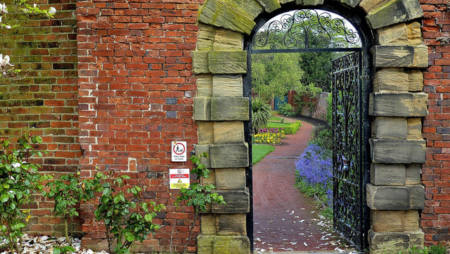 Cannon Hall Walled Garden
