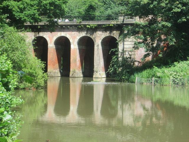 Viaduct Pond, Hampstead Heath