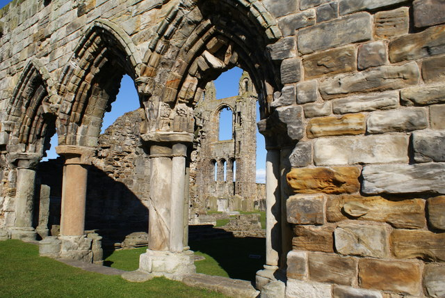 St Andrews Cathedral, Fife