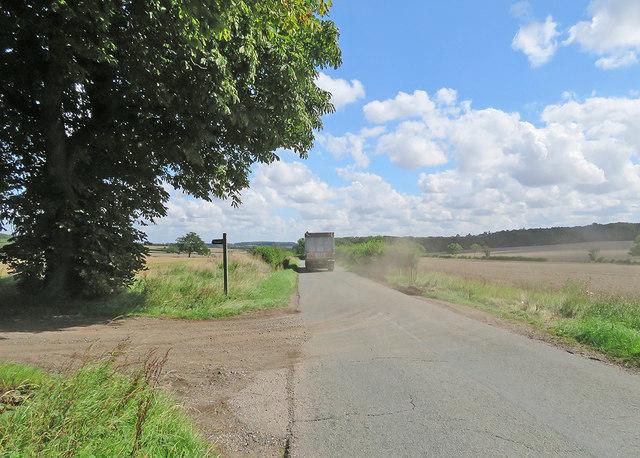 Near High Noon Farm