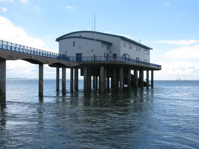 Barrow Lifeboat Station, Roa Island
