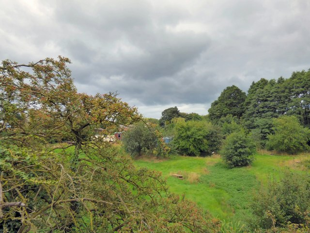 A corner of Cresswellford Farm