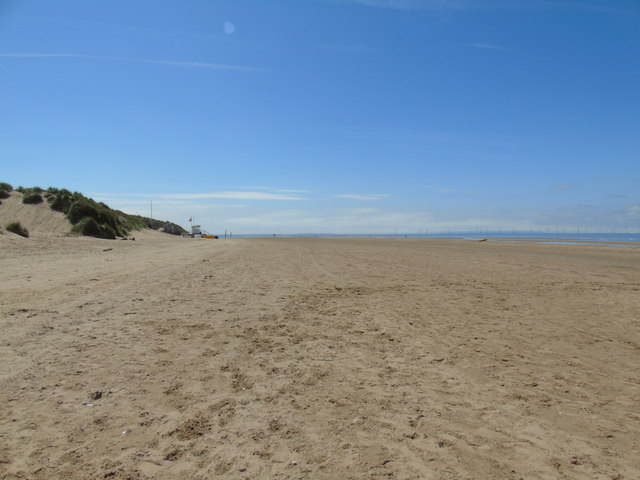 Formby Point (south)