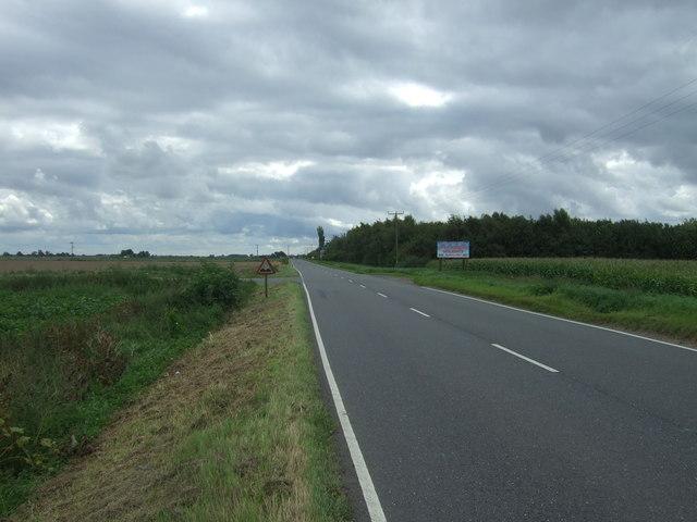 Manea Road (B1093)