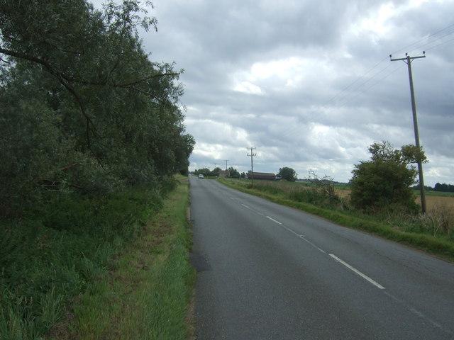 Wimblington Road (B1093)