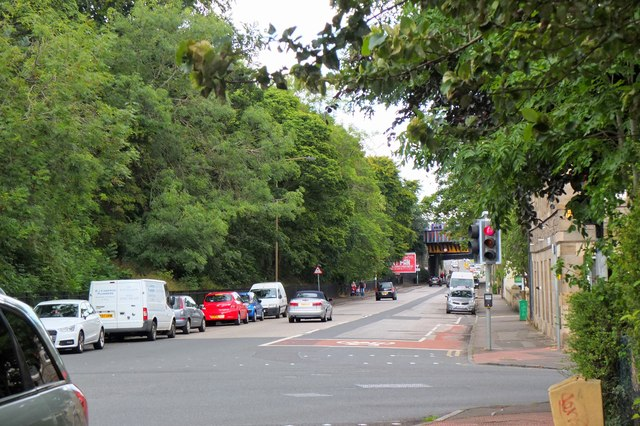 Baileyfield Road, Edinburgh