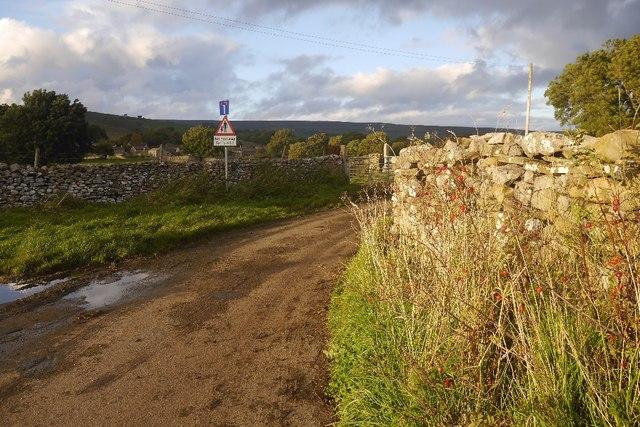 Low Lane, Carperby