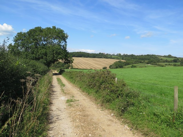 Public Bridleway N39 off Burnt House Lane