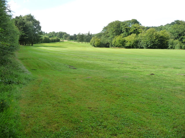 Matlock Golf Club, Hole Eleven, Cuckoostone Dale