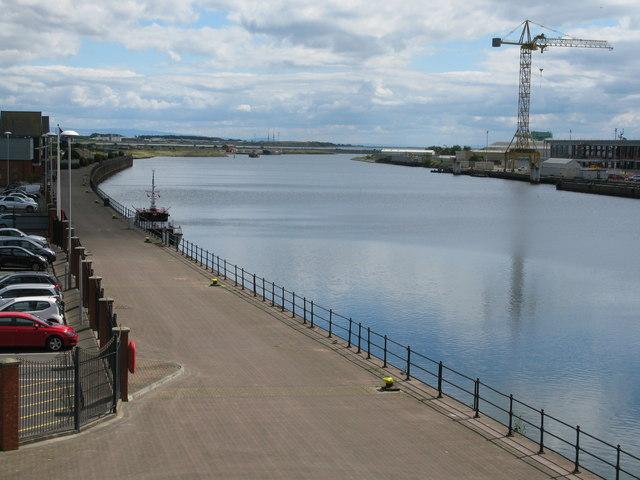 Buccleuch Dock, Barrow-in-Furness