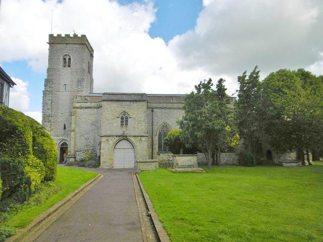 Much Wenlock, Holy Trinity