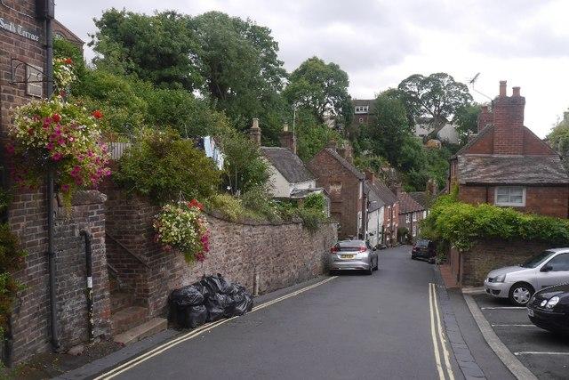 Railway Street, Bridgnorth