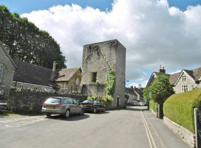Much Wenlock, Priory Tower