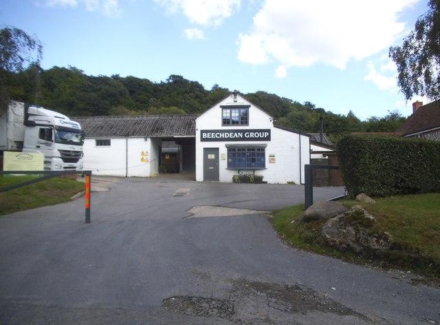 Beechdean Dairy Farm, Upper North Dean