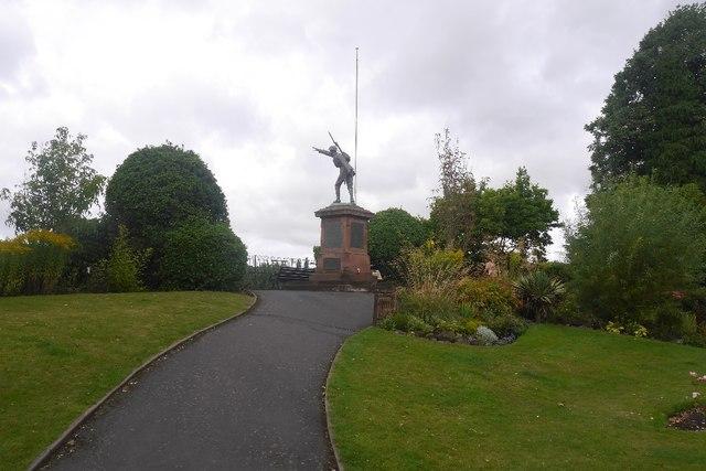 War Memorial, Bridgnorth