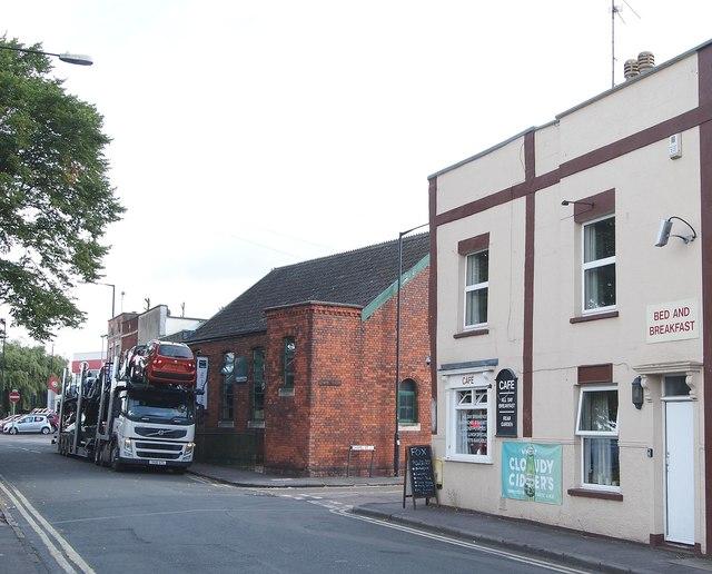 Victoria Street, Bristol 2