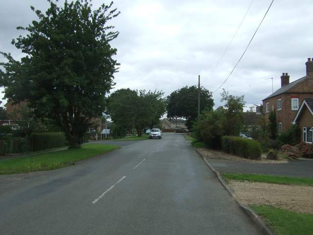 Wisbech Road, Manea