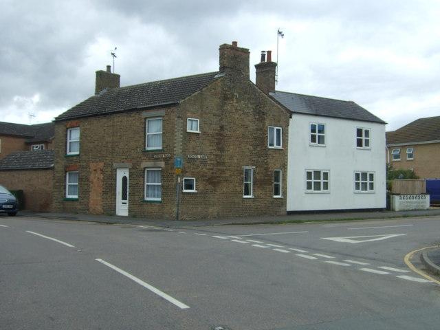 House on Station Road, Manea