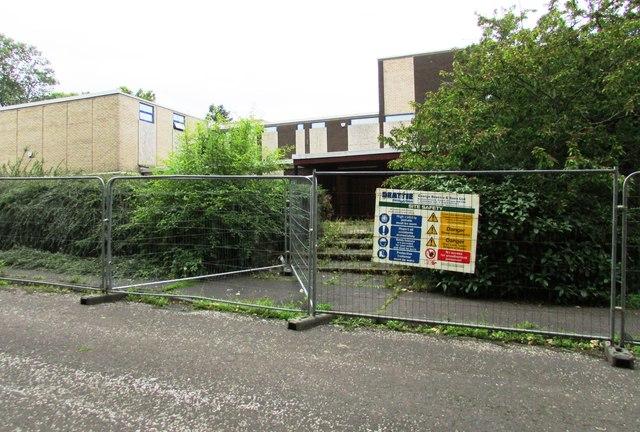 Old police station, Glenrothes