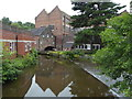 SJ9756 : Brindley Mill, Leek by Chris Allen