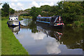 SD4849 : Lancaster Canal, Cabus by Ian Taylor
