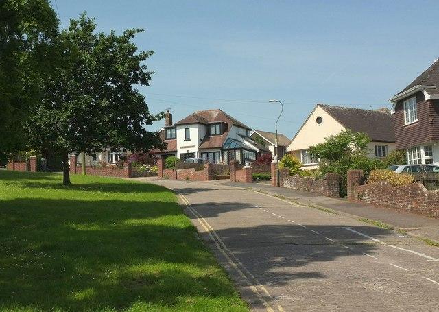 Cadewell Park Road