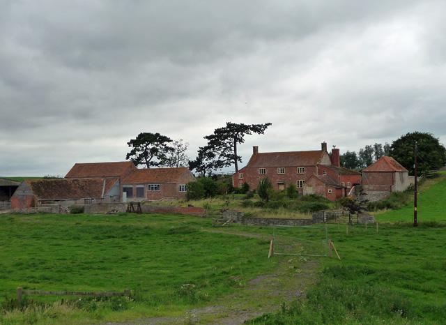 Athelney Farm, Athelney