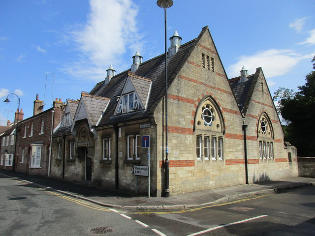 The Old School, Pewsey