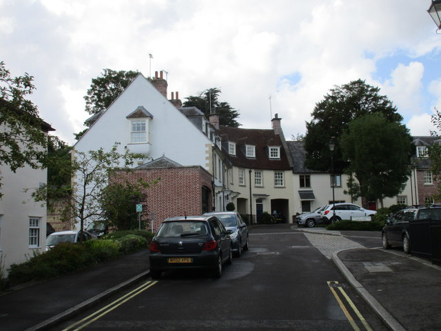 New housing off River Street, Pewsey