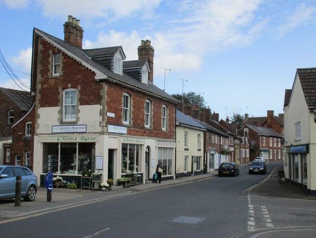 High Street, Pewsey