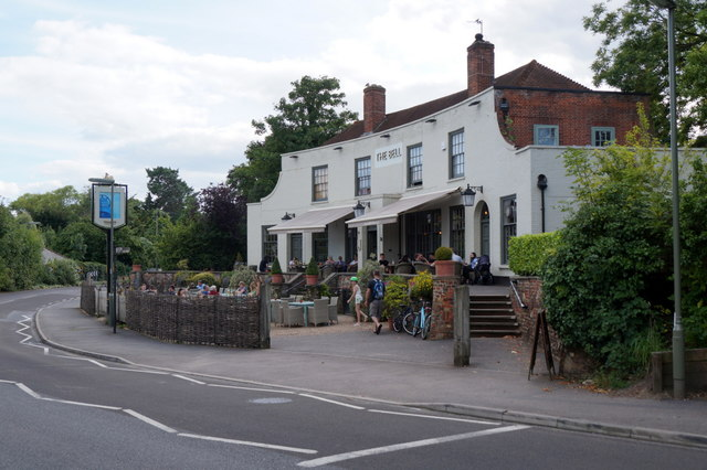 The Bell, Bell Lane, Fetcham