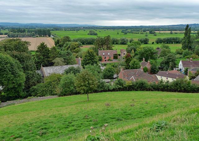 View from Burrow Mump (4)