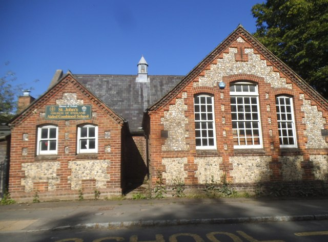 St John's School, Lacey Green