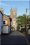 ST0207 : Church Street, Cullompton by Stephen McKay