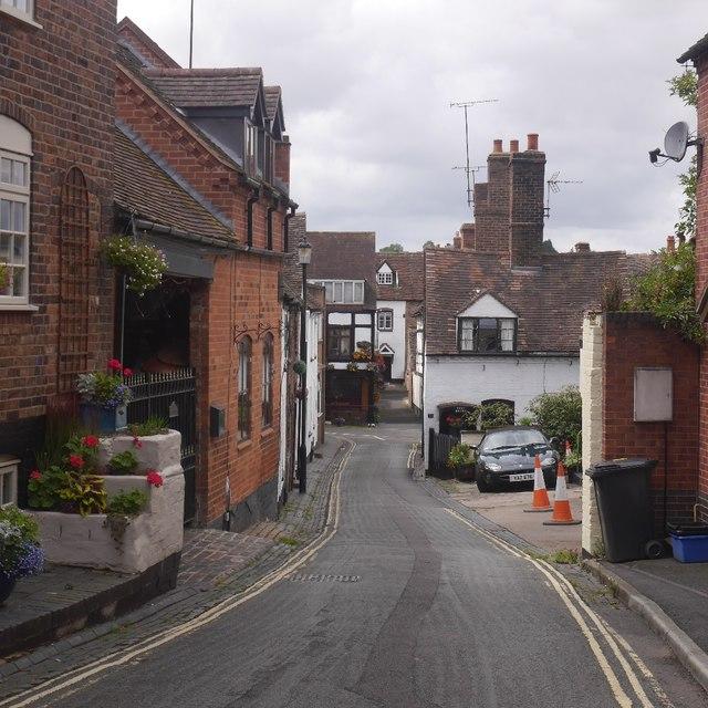 Moat Street, Bridgnorth
