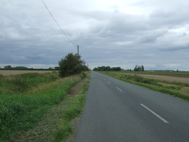 Byall Fen Drove