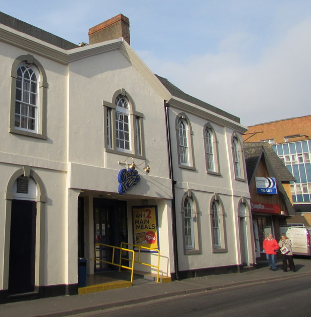 Gala Bingo, Berrington Street, Hereford