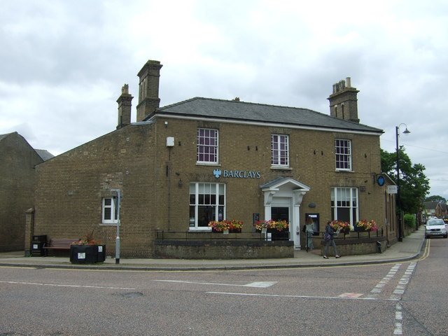 Barclays Bank, Chatteris