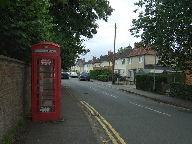 Wood Street, Chatteris