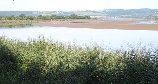 The River Severn at Upper Framilode