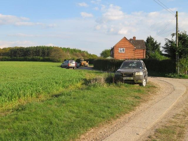 Breach Farm cottages