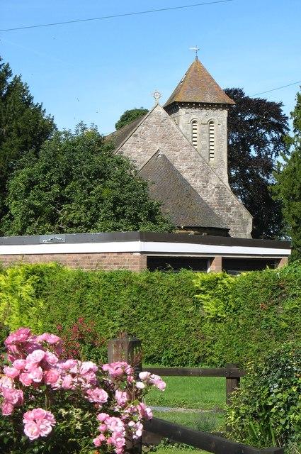 St Peter's church, Upper Framilode