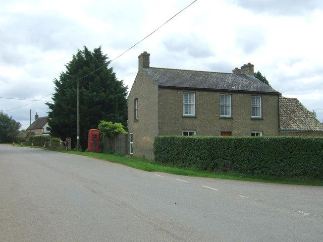 House, Sutton Gault