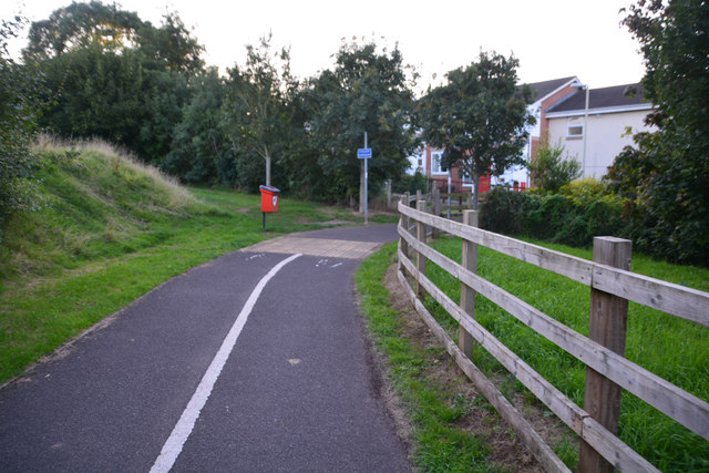 Cullompton : Linear Park