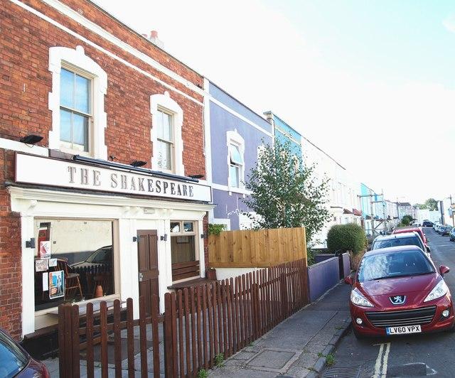 Henry Street, Totterdown, Bristol