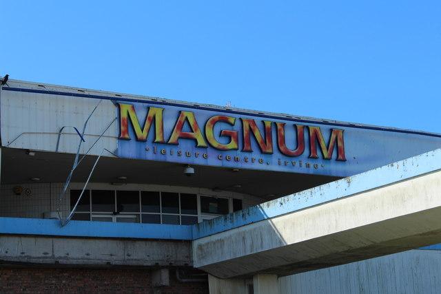 The Old Magnum, Irvine