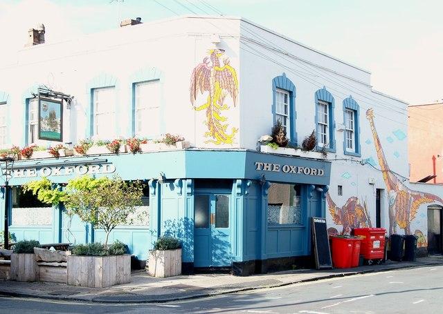 Oxford Street, Totterdown, Bristol