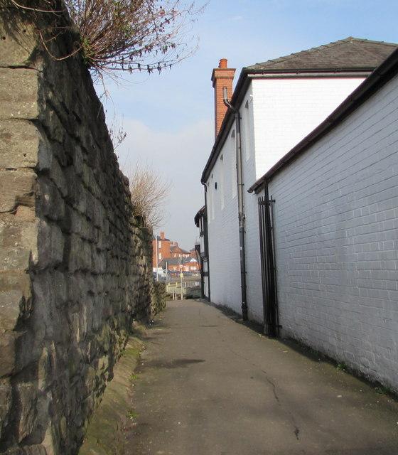 Gunners Lane, Hereford