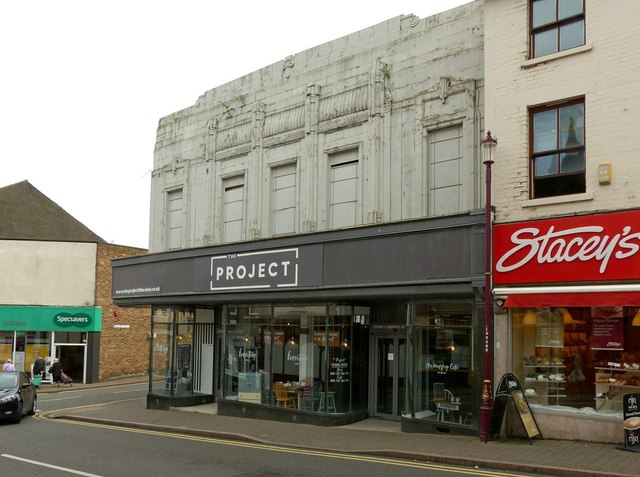 Project, Bath Street, Ilkeston