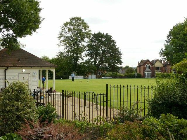 Bowling Green, Victoria Park, Ilkeston